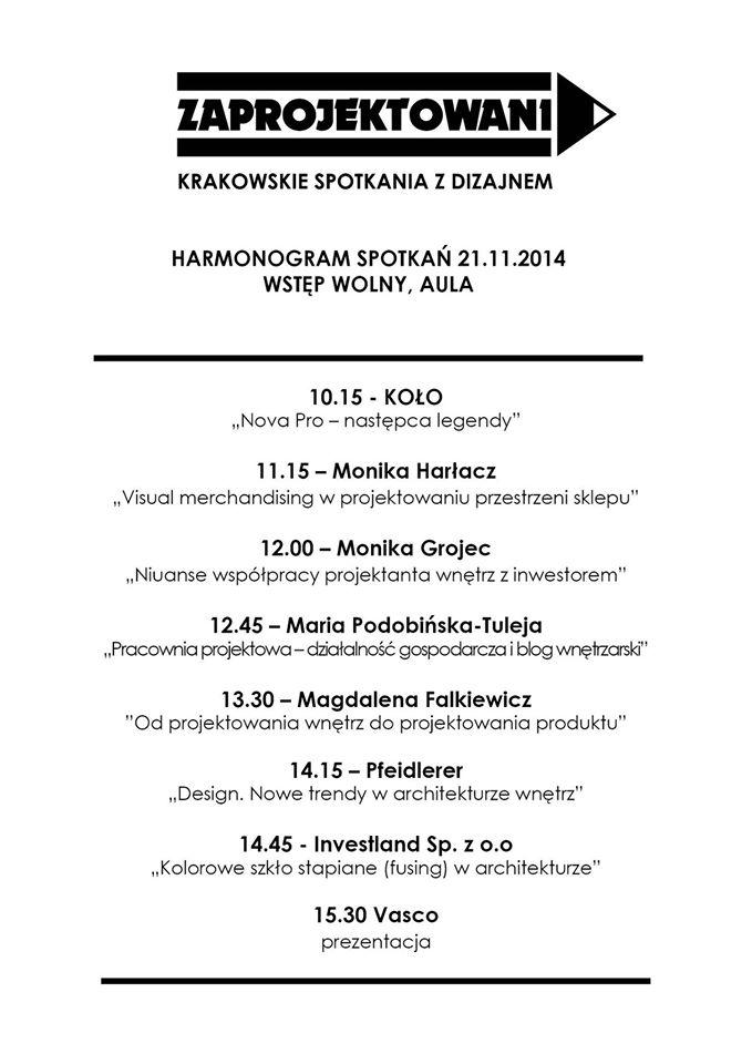 Wykład Marii Podobińskiej-Tuleja już o 12:45 w ten piątek