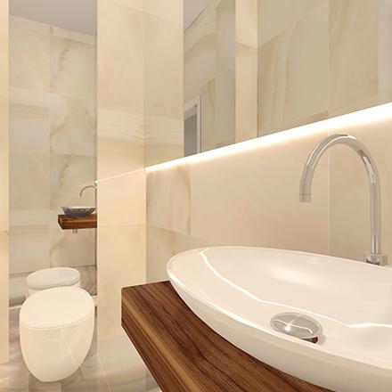 łazienka w willi w Omanie (3)