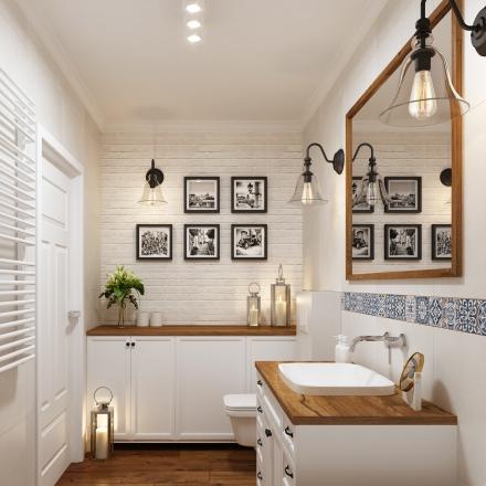 łazienka w innym stylu