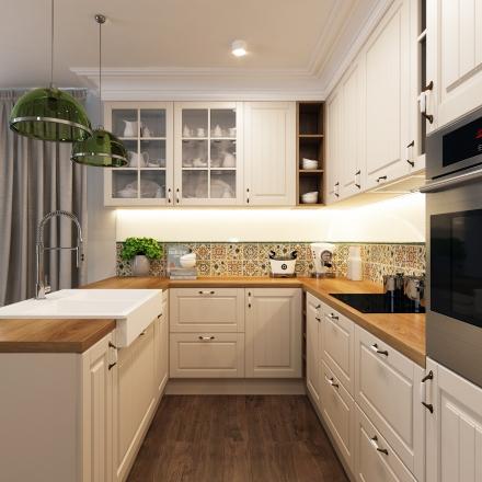 salon z kuchnia bronowice